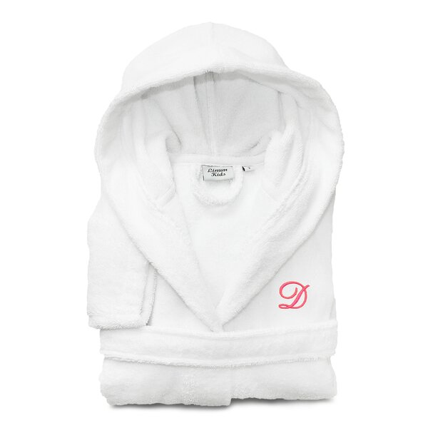 Rick Personalized 100% Turkish Cotton Bathrobe by